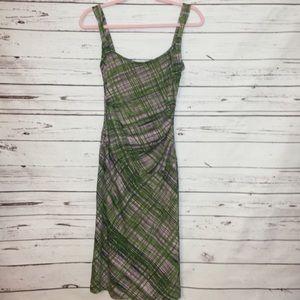 Diane Von Furstenberg Stretch Silk Dress